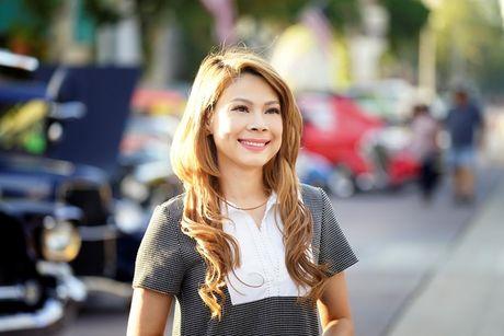 Thanh Thao len tieng ve tin da ket hon o My - Anh 1