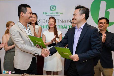 Trang ca nhan cua MC Phan Anh tro lai binh thuong - Anh 2