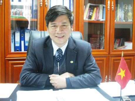 GS.TS Nguyen Anh Tri: Dieu tri benh tan mau bam sinh o Viet Nam ngang tam quoc te - Anh 1