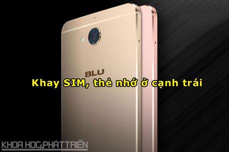 Chi tiet smartphone My thiet ke dep, RAM 4 GB, gia gan 7 trieu - Anh 12