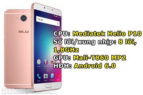 Chi tiet smartphone My thiet ke dep, RAM 4 GB, gia gan 7 trieu - Anh 1