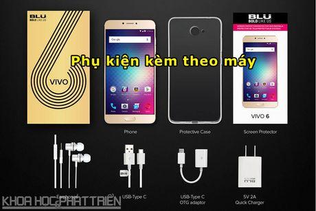 Chi tiet smartphone My thiet ke dep, RAM 4 GB, gia gan 7 trieu - Anh 21