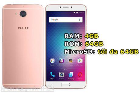 Chi tiet smartphone My thiet ke dep, RAM 4 GB, gia gan 7 trieu - Anh 2
