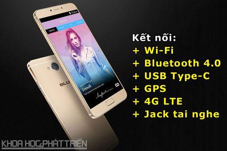 Chi tiet smartphone My thiet ke dep, RAM 4 GB, gia gan 7 trieu - Anh 4