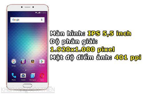 Chi tiet smartphone My thiet ke dep, RAM 4 GB, gia gan 7 trieu - Anh 5