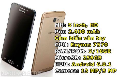 Clip: Mo hop Samsung Galaxy J5 Prime sap len ke o Viet Nam - Anh 3