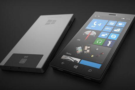 Lo dien mao 'dien thoai toi thuong' cua Microsoft - Anh 1