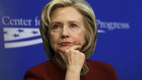 Hillary se tai tranh cu? - Anh 1