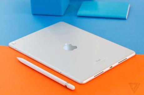 iPad 2017 la thiet bi iOS dau tien loai bo nut Home? - Anh 1