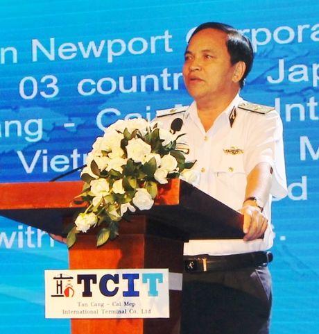 Mot trieu TEU hang qua Tan Cang Cai Mep - Anh 1