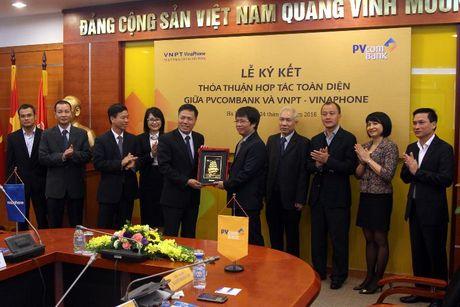 VNPT VinaPhone se nang cao nen tang cong nghe cho PVcomBank - Anh 1