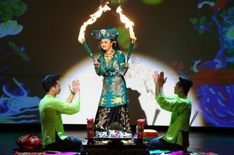 UNESCO chinh thuc xet ghi danh Tin nguong tho Mau Tam phu cua nguoi Viet - Anh 1