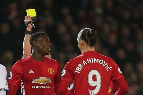 Pogba: 'Man United cu nhu bi nguyen rua' - Anh 1