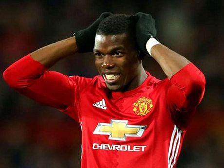 Pogba: 'Man United cu nhu bi nguyen rua' - Anh 2