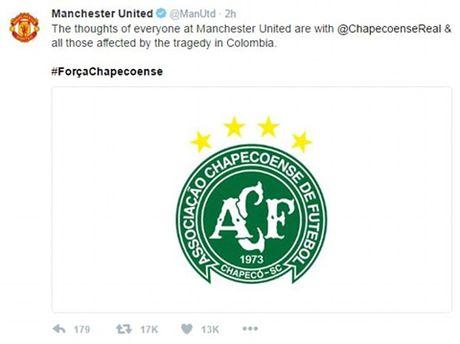 Bong da the gioi thuong tiec cho tham kich cua Chapecoense - Anh 6