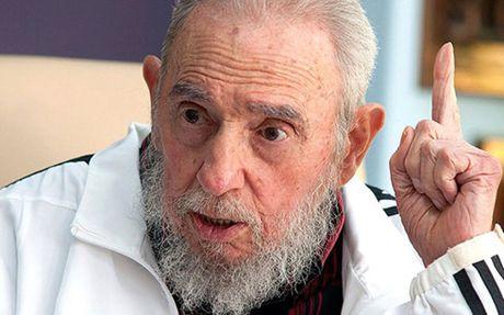 Dang Cong san My len tieng ve viec Fidel Castro qua doi - Anh 1