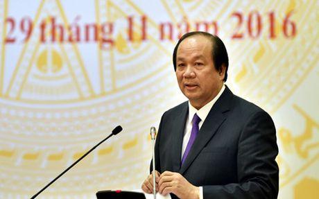 Xem xet huong xu ly ky luat doi voi ong Vu Huy Hoang - Anh 1