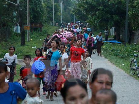 Malaysia keu goi xem xet lai tu cach thanh vien ASEAN cua Myanmar - Anh 1
