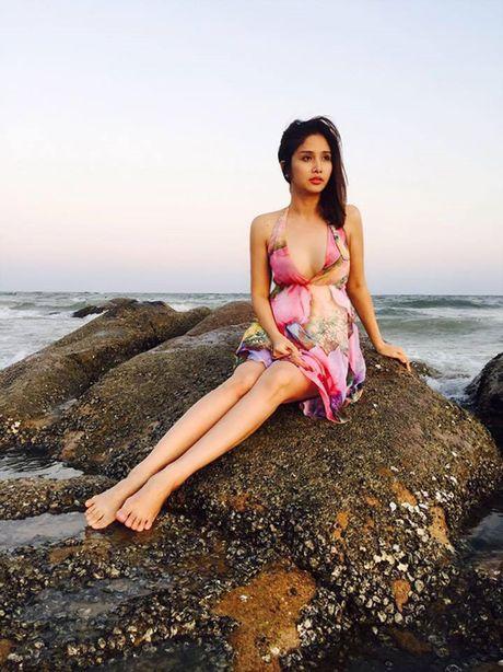 Ai cung phai nhin vi vo cu Phan Thanh Binh qua 'nong' noi dong nguoi - Anh 20