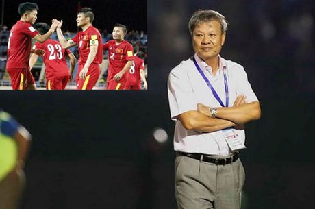DIEM TIN SANG (30.11): HLV Le Thuy Hai 'bay ke' cho HLV Huu Thang - Anh 1