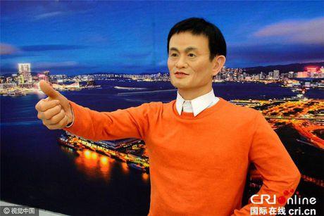 Thanh Long, Jack Ma xau tham trong bao tang tuong sap TQ - Anh 1