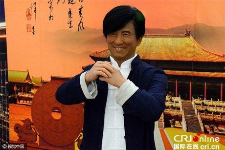Thanh Long, Jack Ma xau tham trong bao tang tuong sap TQ - Anh 5