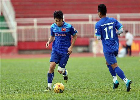 DT Viet Nam giu cai dau lanh truoc tran ban ket AFF Cup 2016 - Anh 1