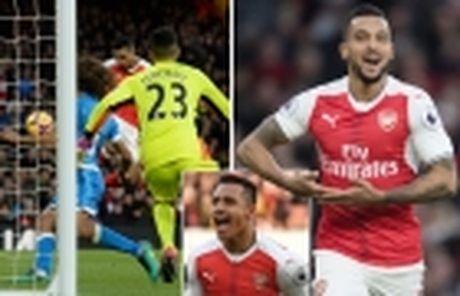 Chum anh: Lucas Perez tro lai, Arsenal san sang dau Southampton - Anh 17