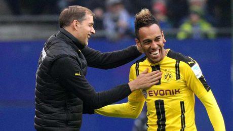 Sao Dortmund am giai Cau thu xuat sac nhat thang - Anh 1