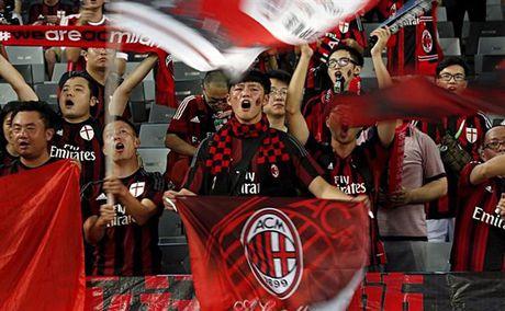 AC Milan yeu cau phia Trung Quoc phai tra truoc 100 trieu euro - Anh 1