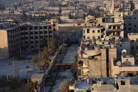 Loat anh chien thang cua Quan doi Syria o Dong Aleppo - Anh 11