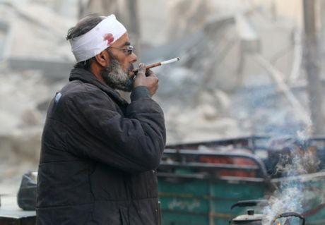 Loat anh chien thang cua Quan doi Syria o Dong Aleppo - Anh 12