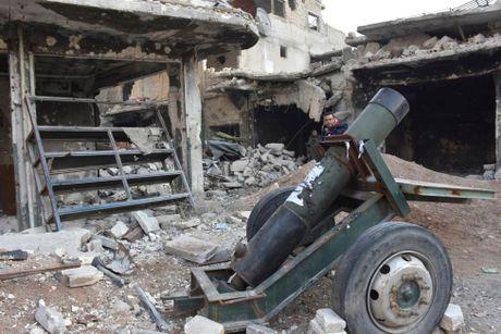 Loat anh chien thang cua Quan doi Syria o Dong Aleppo - Anh 4