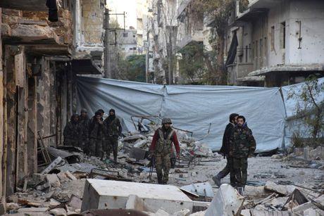 Loat anh chien thang cua Quan doi Syria o Dong Aleppo - Anh 7