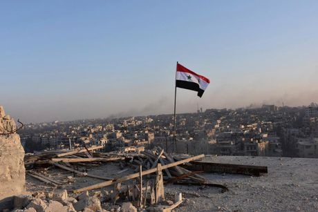 Loat anh chien thang cua Quan doi Syria o Dong Aleppo - Anh 8