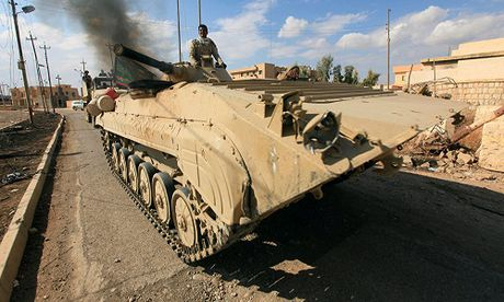 Quan doi Iraq giai phong them quan chien luoc o Mosul - Anh 1