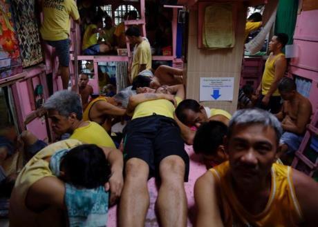 Nha tu 'thien duong' cua toi pham ma tuy Philippines - Anh 6