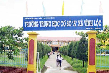 Thu hoi tien tro cap theo Nghi dinh 116 o Hong Dan, Bac Lieu: Tao moi dieu kien de giao vien hoan tien - Anh 1