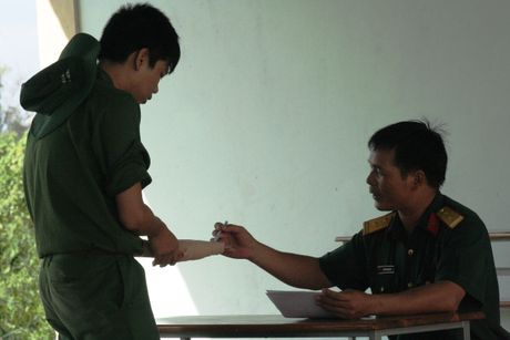 Soi noi Hoi thao GDQP - AN hoc sinh, sinh vien TP Can Tho - Anh 1