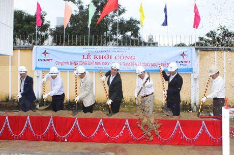 Nang cong suat TBA 220 kV Hoa Khanh va Ngu Hanh Son - Anh 1
