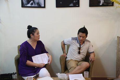 Bang Kieu, NSND Hong Van: Cap dua lech hai huoc - Anh 1