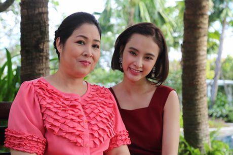 Bang Kieu, NSND Hong Van: Cap dua lech hai huoc - Anh 3