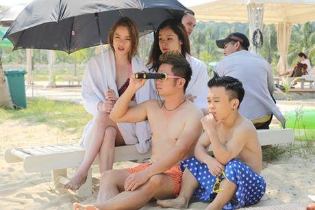Bang Kieu, NSND Hong Van: Cap dua lech hai huoc - Anh 5