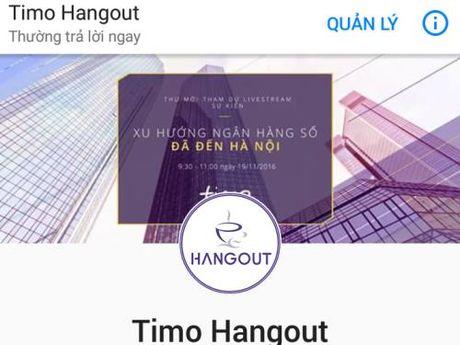 Ngan hang su dung Chat Bot tu van khach hang - Anh 1