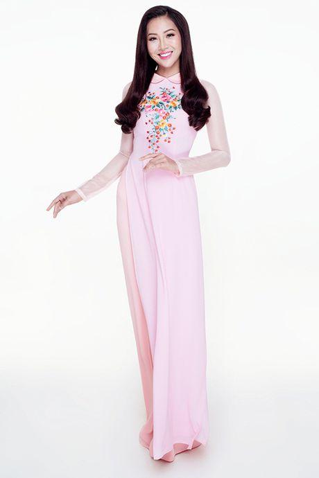 Ngam loat trang phuc truyen thong cua Dieu Ngoc tai Miss World - Anh 7