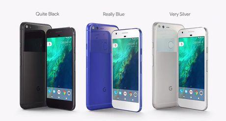 Google thang lon nho bo doi Pixel va Pixel XL? - Anh 1