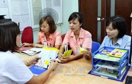 Day manh phong chong HIV/AIDS cho cong nhan khu cong nghiep - Anh 1