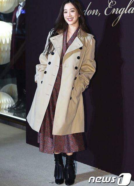 Yoon Ah la idol duy nhat duoc moi su kien thoi trang dang cap - Anh 8