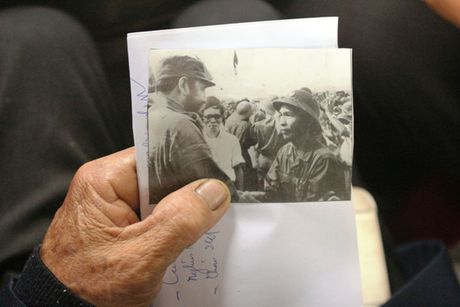 Ky uc ve Fidel Castro qua loi ke cua nguyen Bi thu Huyen uy - Anh 3