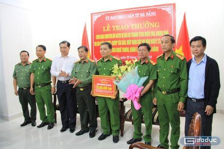 Ong Huynh Duc Tho: 'Da Nang khong co cho dung thu cho toi pham' - Anh 1